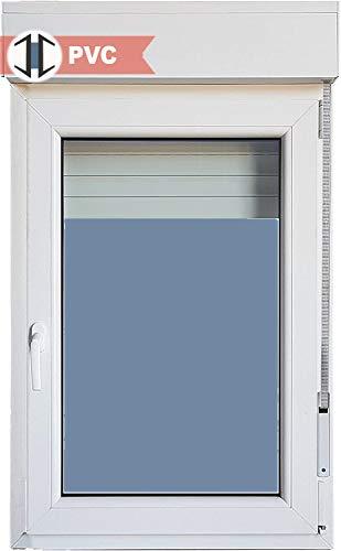 Ventana PVC Practicable Oscilobatiente Derecha con Persiana PVC 800 ancho x 1155 alto 1 hoja