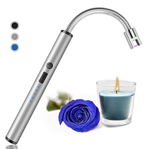 (30% OFF) USB Charging Electric Arc Lighter $6.29 Deal