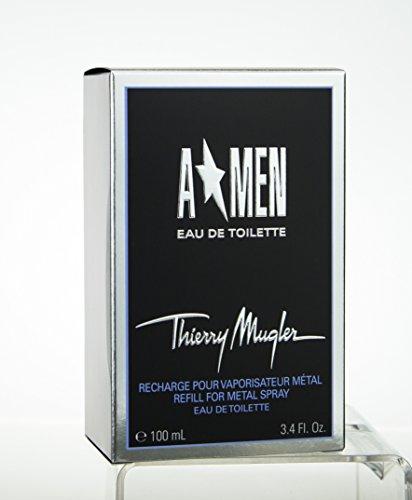 Thierry Mugler A*Men Eau De Toilette Spray Refill 100ml/3.3oz - Parfum Herren