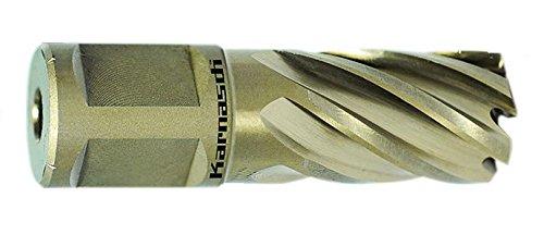 Karnasch HSS-XE Kernbohrer, Weldonschaft, Nutzlänge 30mm, Gold-Line30 d=15mm