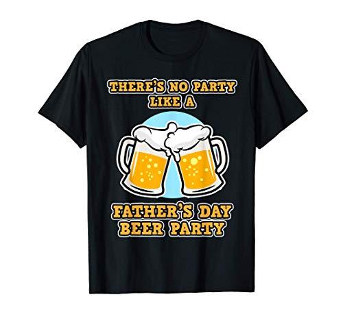 Festa della birra per la festa del papà - Festa del papà Maglietta