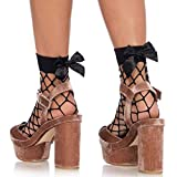 Leg Avenue Net anklets with a