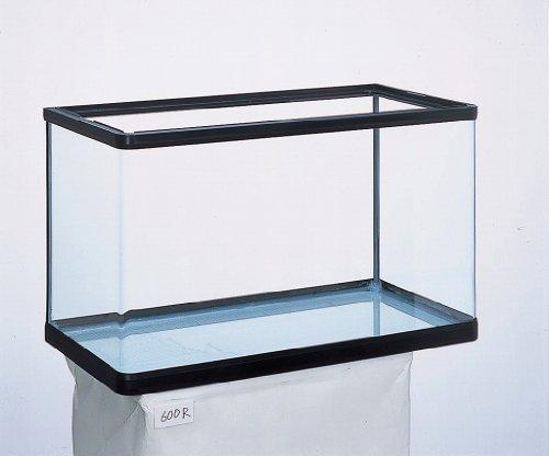 ジェックス ラピレスRV60N 曲げガラス 水槽のみ