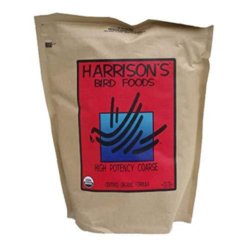 Harrisons Bird Food High Potency Coarse 454g Complete Bird Diet Parrots