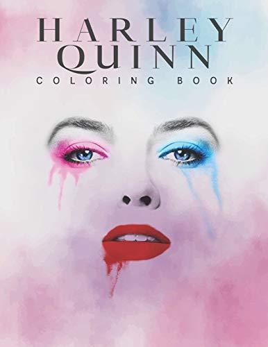 41gZgrxcCwL Harley Quinn Coloring Books