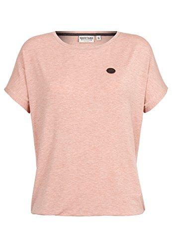 Naketano Damen T-Shirt Gedudelte T-Shirt