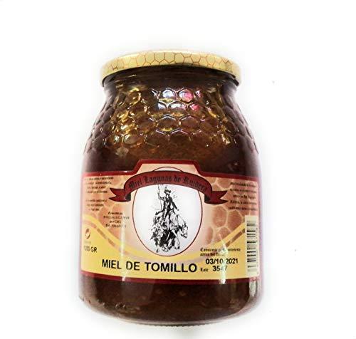 Miel de Tomillo Tarro de un kilo de miel de tomillo