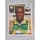 ワールドカップ PANINI ステッカー サッカー フランス FRANCE98 カメルーン代表 MBOMA