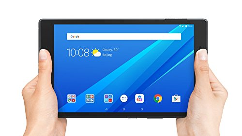 Lenovo TAB4 8 - Tablet de 8' HD/IPS (Qualcomm Snapdragon 425, 2GB de RAM, 16GB de eMCP, Android 7.1, Wifi + Bluetooth 4.0), Color negro