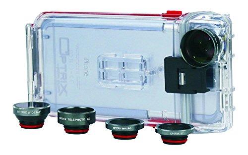 Optrix by Body Glove 9476802 Custodia Impermeabile per la Fotocamera dell'iPhone 6/6s