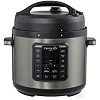Crock-Pot Express 6-Quart Easy Release Multi-Cooker (Stainless Steel)