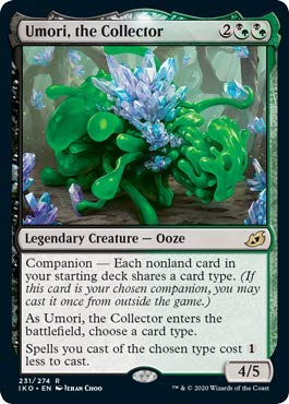 Magic: The Gathering - Umori, The Collector - Ikoria: Lair of Behemoths