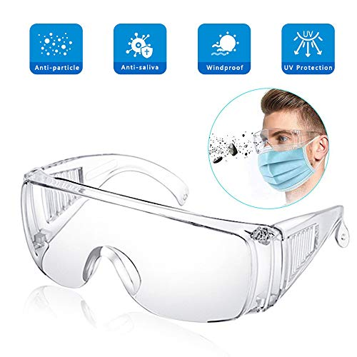 Gafas de Seguridad EPODA X-pect® 8110 antivaho para Trabajo