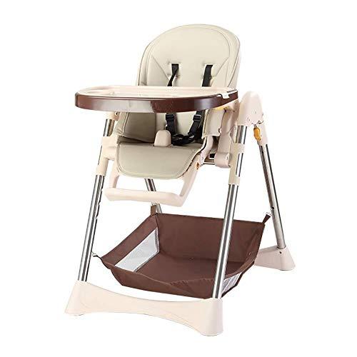LQBDJPYS - Silla alta para bebé (plegable)