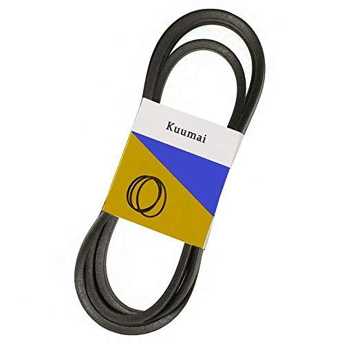 "Kuumai Lawn Mower Drive Replacement Belt 1/2"" x 92"" for John Deere X300 X304 X310 X320 X324 X330 X340 X350 X354 X360 LT150 LT160 LT170 LT180 LT190 M144044"