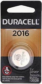Duracell bateria de lítio de segurança 3 volts 2016 1 cada