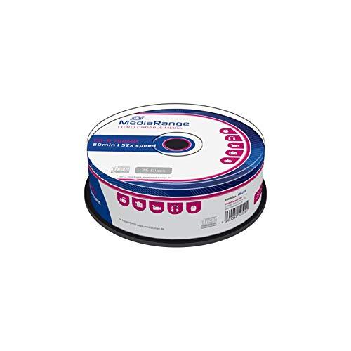 MediaRange MR201 Disketten Laufwerke, Cd's CD-R 25er Spindel