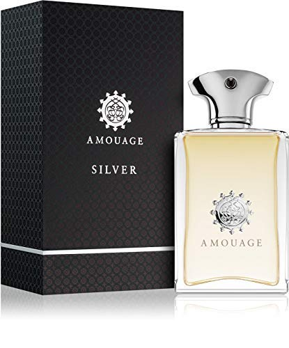 Photo of 100% Authentic AMOUAGE Silver Man EDP 100ml + 3 Amouage Sampler Vials – Free