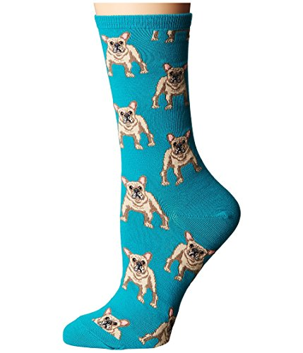 Socksmith Frenchie Lagoon One Size