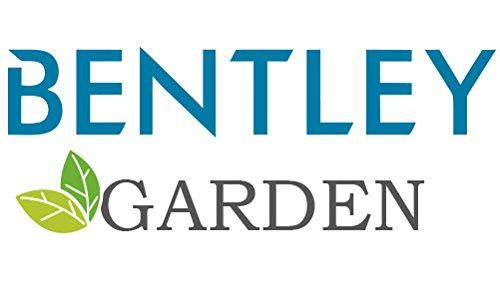Bentley Garden – Gartenbank/Zweisitzer mit Schaukel-Effekt – Sitzfläche aus Textilene – Grau - 3