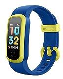 Willful Pulsera Actividad Inteligente Reloj Inteligente para Niños Niñas, Impermeable IP68 con 14 Modos de Deporte...