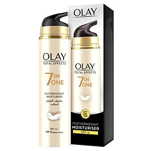 Olay Total Effects 7in1 Moisturiser SPF15 50ml