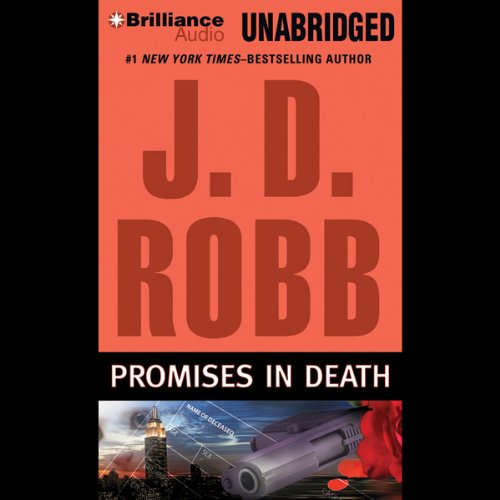 Promises in Death audiobook cover art