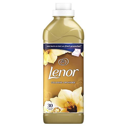 Lenor Weichspüler Goldene Orchidee, 6er Pack (6 x 900 ml), 180 Waschladungen [Auslaufmodell]