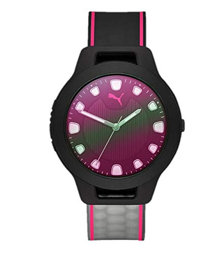 Puma - Reloj de Cuarzo de Poliuretano para Mujer P1026