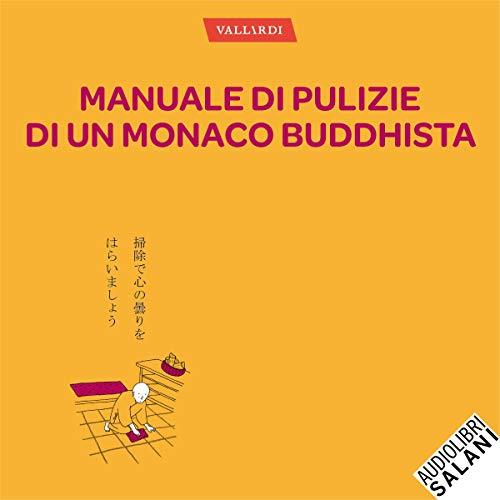 Manuale di pulizie di un monaco buddhista copertina