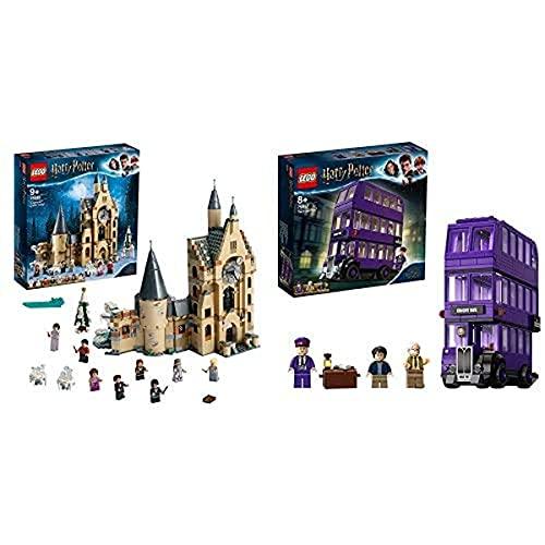 Lego La Torre Dell'Orologio Di Hogwarts Costruzioni Piccole & Harry Potter Nottetempo Costruzioni Piccole, Uacute;Nica, 5702016542714