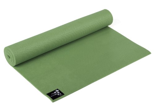 Yogistar Basic Materassino da Yoga, Verde (Olive)