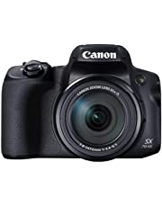 Canon コンパクトデジタルカメラ PowerShot SX70 HS 光学65倍ズーム/EVF内蔵/Wi-FI対応 PSSX70HS