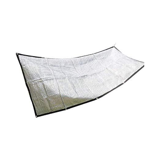 COUYY Sunshade Net, Carport Warehouse, Wärmedämmung, Belüftung, Sonnenschutz, Multifunktionszelt, UV-Schutz,4 * 7m
