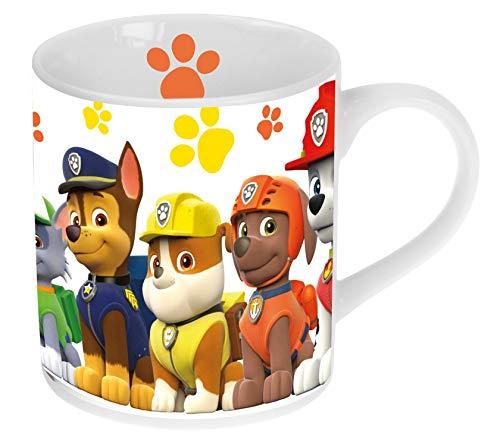 Paw-Patrol Tasse Kinder-Becher im Geschenkkarton