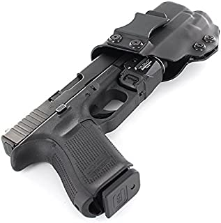 R&R Holsters: IWB Kydex Holster for Guns with TLR-7 - Matte Black