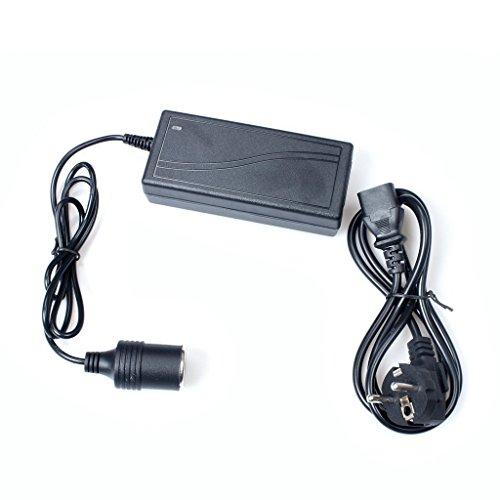 220V 12V 5A 60W Convertisseur lectrique de Voyage Allume Cigare de puissance Adaptateur Inverter