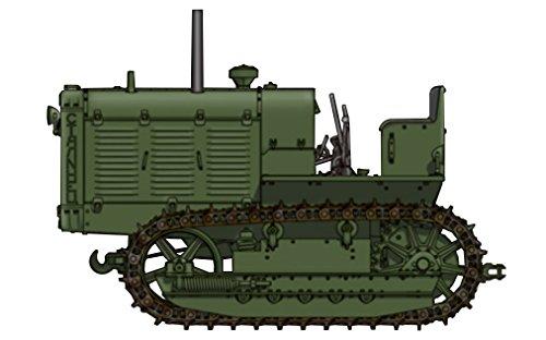 トランペッター 1/72 ソビエト軍 砲兵トラクター スターリネッツS-65 プラモデル 07112