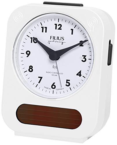 Filius 0543-0 Solar-Funkwecker