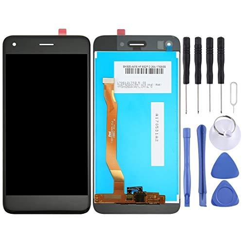 DaiMai Para Huawei Enjoy 7 / Y6 Pro 2017 / P9 Lite mini pantalla LCD y digitalizador completo (negro) WH (Color: Negro)