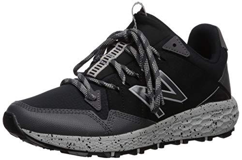 New Balance Women's Fresh Foam Crag Trail V1 Sneaker, Black/Magnet/Raincloud, 7.5 W US
