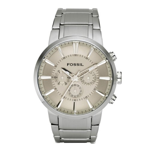 powersun replacement battery buy fossil men s fs4359 stainless