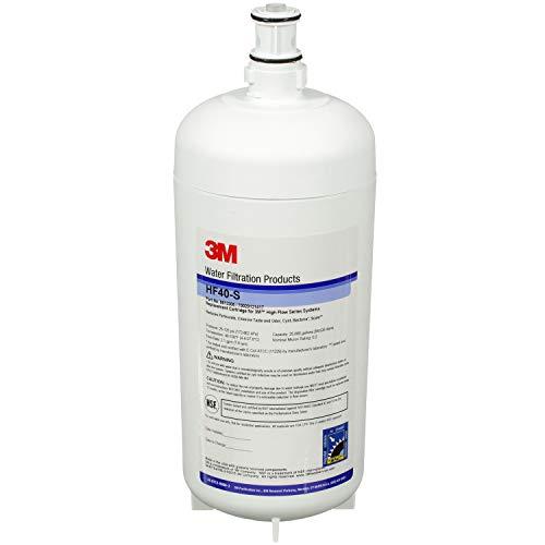 3M Cuno CUNO-HF40-S - Cartuccia di ricambio per filtro dell'acqua per ICE140-S da 3M