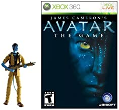 James Cameron's Avatar: The Game with Figurine - Only at Target (Xbox 360)