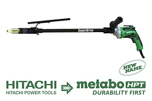 Metabo HPT W6VB3SD2 SuperDrive Screw Driving Tool, Collated Screw Fastening System with 20' Extension