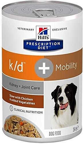 Hill's HPD Canine K/D MobilityEstofado Lata 354Gr 400 g