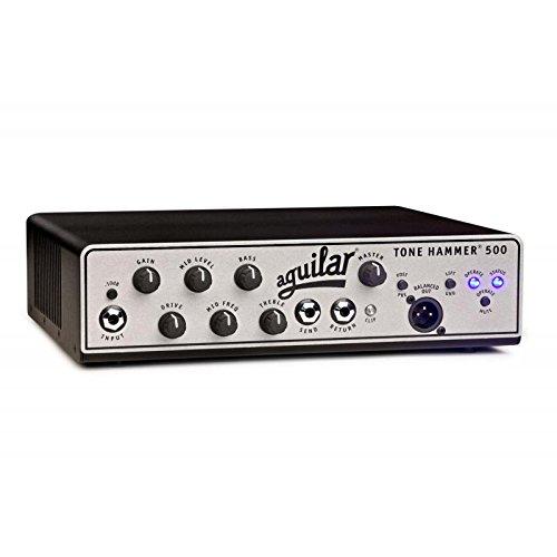 Amplificador cabezal de bajo Aguilar Tone Hammer 500