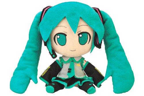 Nendoroid Plus Plushie Series 01: Hatsune Miku