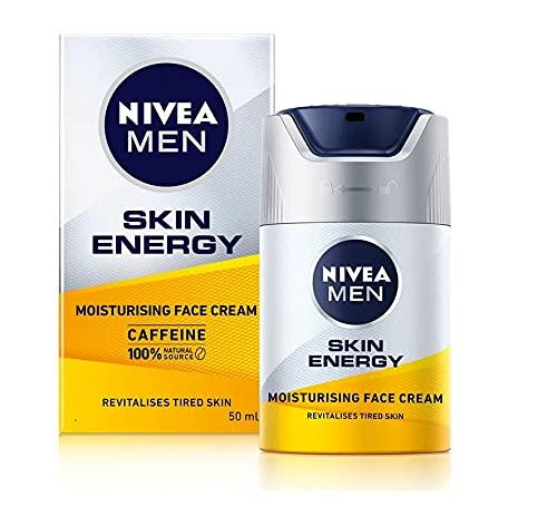 crema viso uomo idratante NIVEA Men Active Energy - Crema Viso Uomo