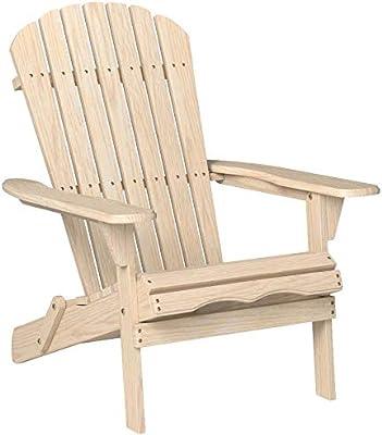 Miraculous Amazon Com Best Choice Products Folding Wood Adirondack Spiritservingveterans Wood Chair Design Ideas Spiritservingveteransorg
